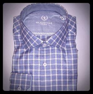 Bugatchi Uomo Long sleeve dress shirt